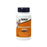 Now Foods Glucosamine 1000 joint health, capsules - 120 ea