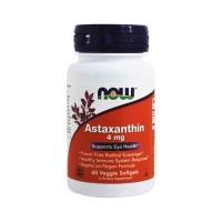 Now foods astaxanthin Softgels - 60 ea