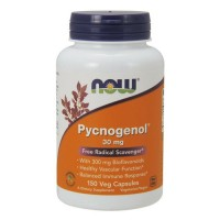 Now Foods Pycnogenol 30 mg free radical scavenger, veg capsules - 150 ea