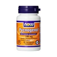 Now Foods Pycnogenol 100 mg free radical scavenger, veg capsules - 60 ea