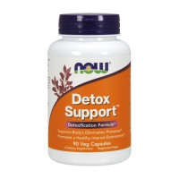 Now Foods detox support detoxification formula, veg capsules - 90 ea