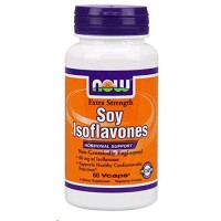 Now Foods soy isoflavones 150 mg endocrine support, veg capsules - 60 ea