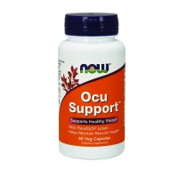 Now Foods Ocu supports healthy vision, capsules - 60 ea