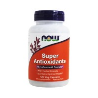 Now foods super antioxidants vegetarian capsules - 120 ea