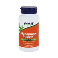 Now foods menopause support vegetarian capsules - 90 ea