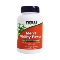 Now foods men's virility power capsules - 120 ea