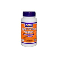 Now foods super cortisol support veg capsules - 90 ea