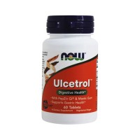 Now foods ulcetrol tablets - 60 ea