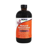 Now foods natural resveratrol liquid - 16 oz