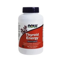 Now foods thyroid energy vegetarian capsules - 180 ea