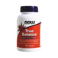 Now foods true balance capsules - 120 ea