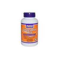 Now foods cholesterol pro tablets - 120 ea