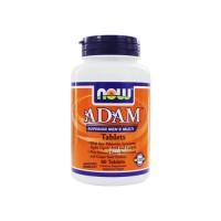 Now foods adam tablets - 60 ea