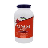 Now foods adam softgels - 180 ea