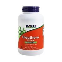 Now foods eleuthero capsules - 250 ea
