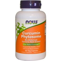 Now Foods curcumin phytosome veg capsules - 60 ea