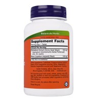 Nowfoods horny goat weed extract 750 mg tablets - 90 ea