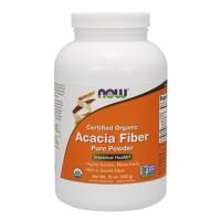 Now Foods Acacia fiber pure powder - 12 oz