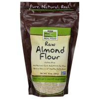 Now Foods real food raw almond flour - 10 oz