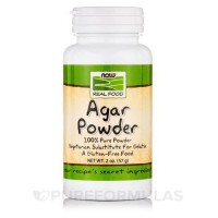 Now Foods agar powder - 2 oz