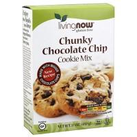 Now Foods chocolate chip cookie mix gluten-free - 17 oz
