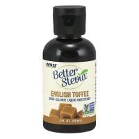Now Foods better stevia zero-calorie liquid sweetener maple - 2 oz
