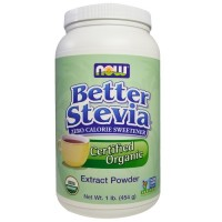 Now foods better stevia sweetener extract powder - 1 oz