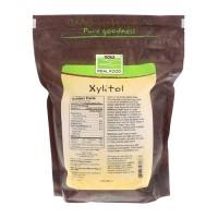Nowfoods Xylitol non GMO - 2.5 lb