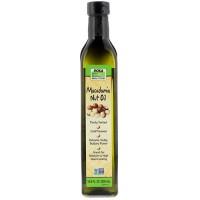 Now foods  macadamia nut oil -  16.9  oz