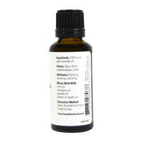 Nowfoods essential oils, Spike Lavender - 1 oz