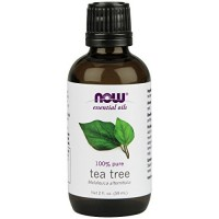 Now Foods 100 percent pure tea tree - 2 oz