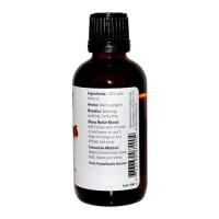 Now Foods 100 percent pure clove oil - 1 oz