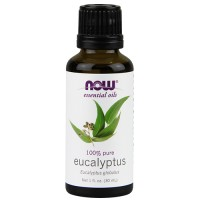 Now Foods eucalyptusglobulus oil - 1 oz