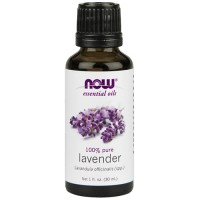 Now Foods 100 percent pure lavender oil - 2 oz