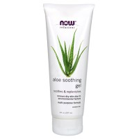 Now Foods aloe soothing gel - 1 oz