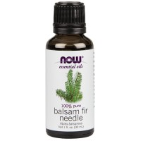 Now Foods balsam fir needle oil - 1 oz