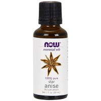 Now Foods 100 percent pure star anise - 1 oz