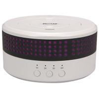 Now Foods ultrasonic dual mist essential oil diffuser - 1 ea