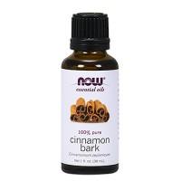 Now Foods 100 percent pure cinnamon bark oil - 1 oz