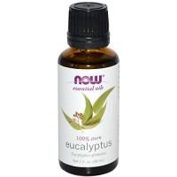 Now Foods 100 percent pure eucalyptus oil - 1 oz