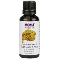 Now Foods 100 percent pure and natural frankincense blend oil - 1 oz