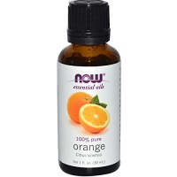 Now Food pure essential oil, Orange - 4 oz