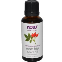 Now foods rose hip seed oil - 1 oz
