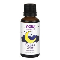 Nowfoods essential oils peaceful sleep blend - 1 oz