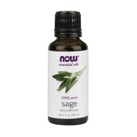 Now Foods Of Essential Oils Sage(30 ml) - 1 oz