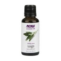 Now Foods Of Essential Oils Sage(30 ml) - 1 oz