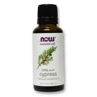 Now Foods pure cypress essential oil - 1 oz