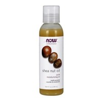Now Foods solutions shea nut oil - 4 oz