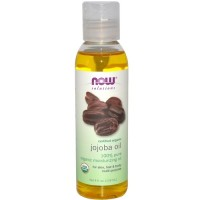 Now foods organic jojoba oil - 4 oz