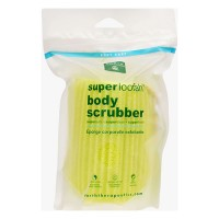 Earth Therapeutics Loofah Super Body Scrubber Green - 1 ea